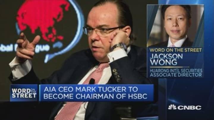 Mark Tucker will bring new energy to HSBC: Analyst