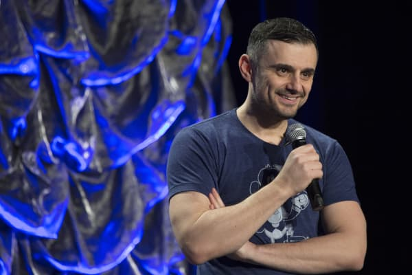 Gary Vaynerchuk, CEO and founder of VaynerMedia, at the 2017 SXSW Conference and Festivals