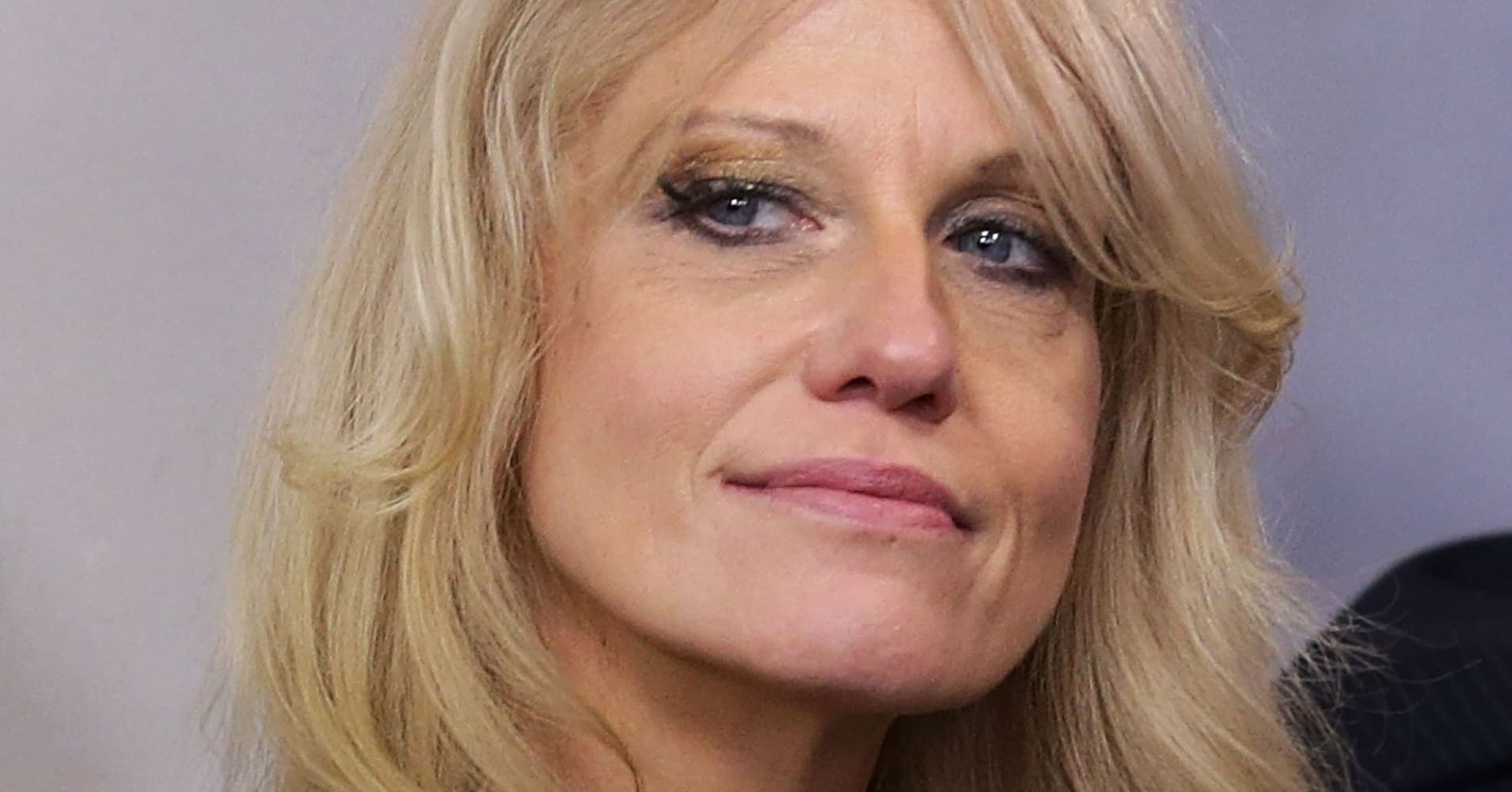 cnbc.com - Ester Bloom - Kellyanne Conway: Those on Medicaid who will lose health insurance can always get jobs