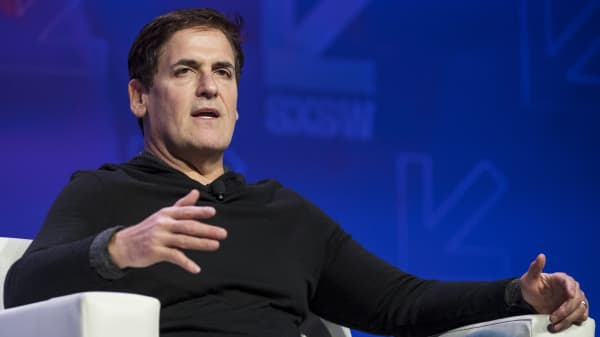 Mark Cuban: AI will make the world's first trillionaires