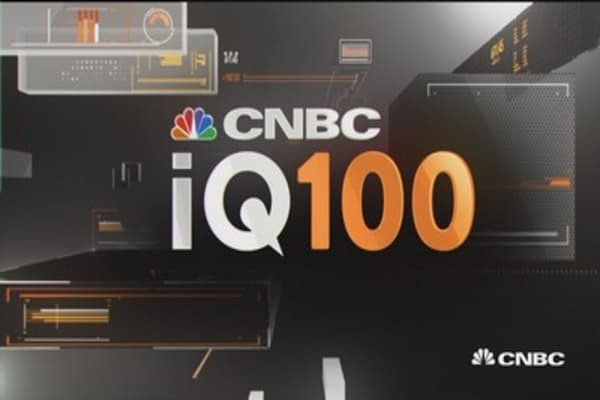 9 Stocks in the CNBC IQ Index Hit New Highs