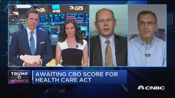 A lot of uncertainty in CBO scores: Pro