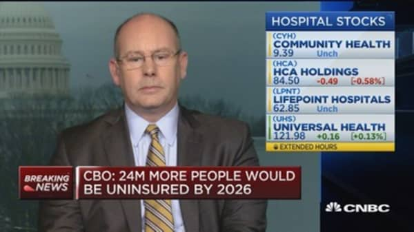 Meade: CBO numbers gives GOP flexibility