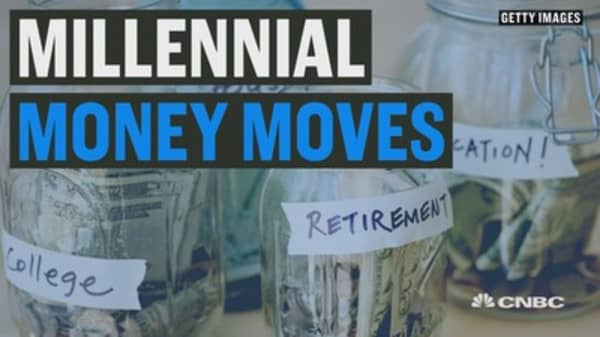 Millennial money moves