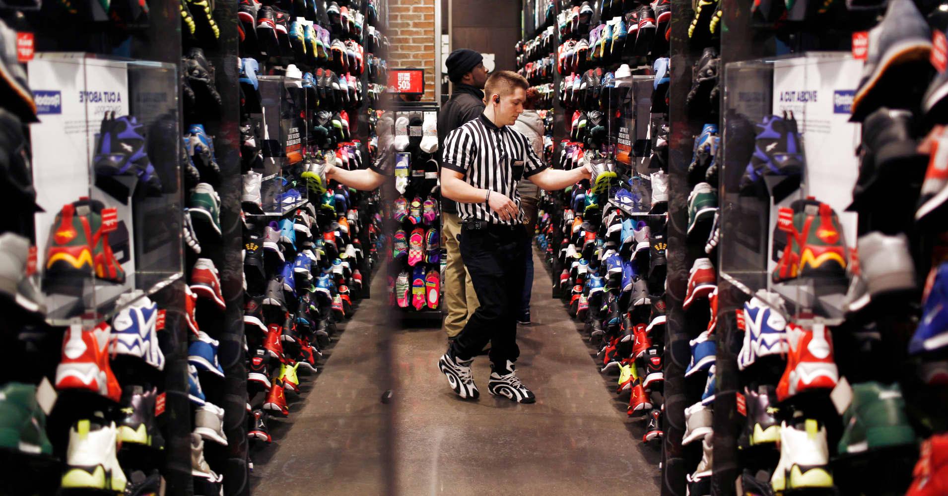 Foot Locker Can Beat Back Amazon Morgan Stanley Says