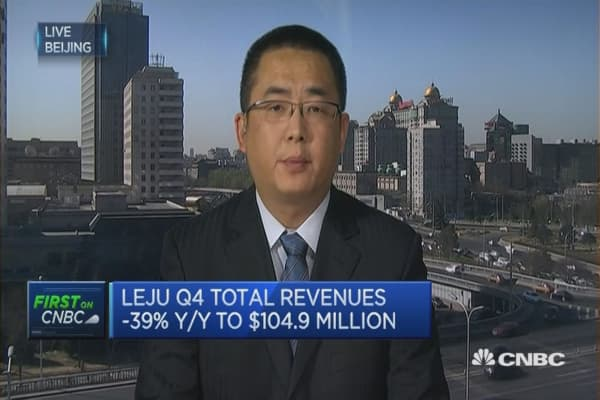 Leju's CEO on the Chinese property market