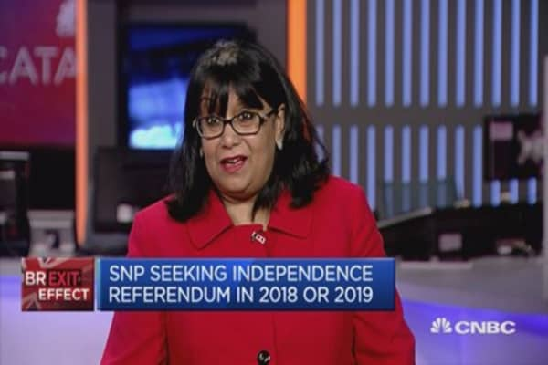 Scottish Referendum won't help Brexit negotiations: Baroness Verma