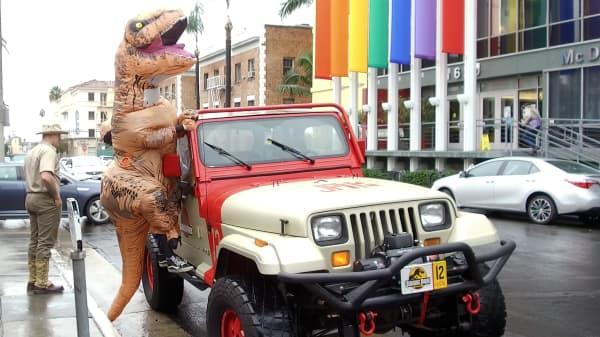 Ralph the Rex
