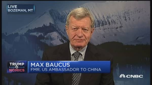 Max Baucus: GOP health care plan will hurt a lot of people