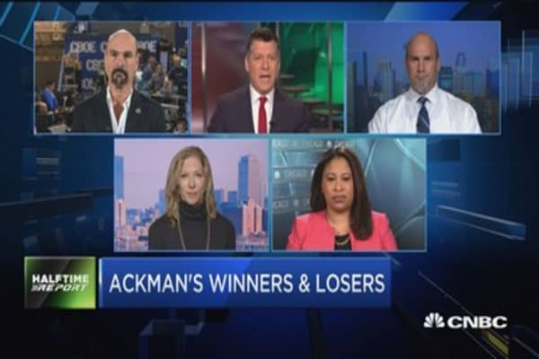 Firestone: Ackman made a bet that was too big, and it's a good lesson