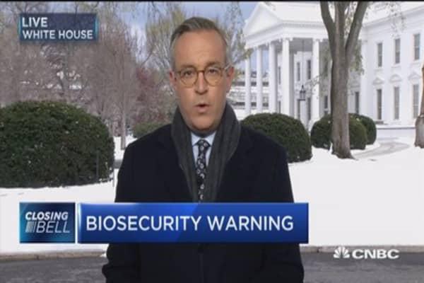 Biosecurity warning: Hackers targeting DNA?