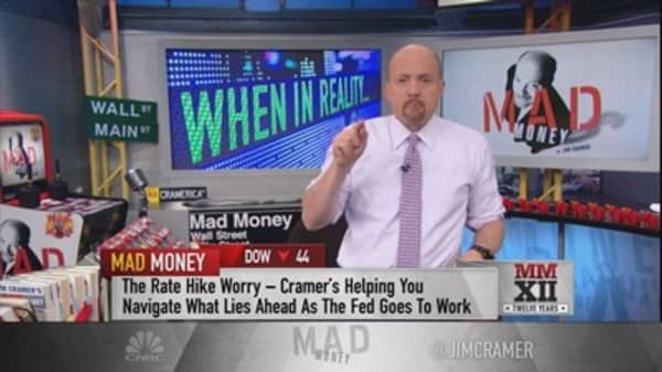Cramer: The perception vs reality of what's about to happen in the Fed meeting