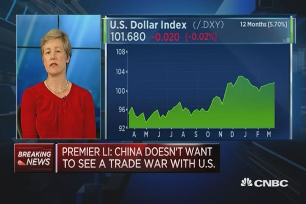 JPMorgan isn't bullish on the dollar