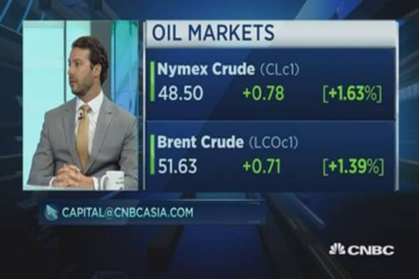 Oil to trade in $55 to $60 range: Expert