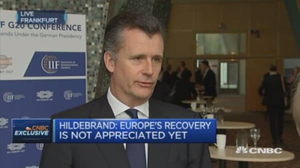 Europe's recovery is not appreciated yet: BlackRock Vice Chair