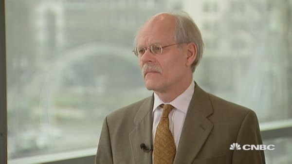'Inflation has been too low for many years': Riksbank