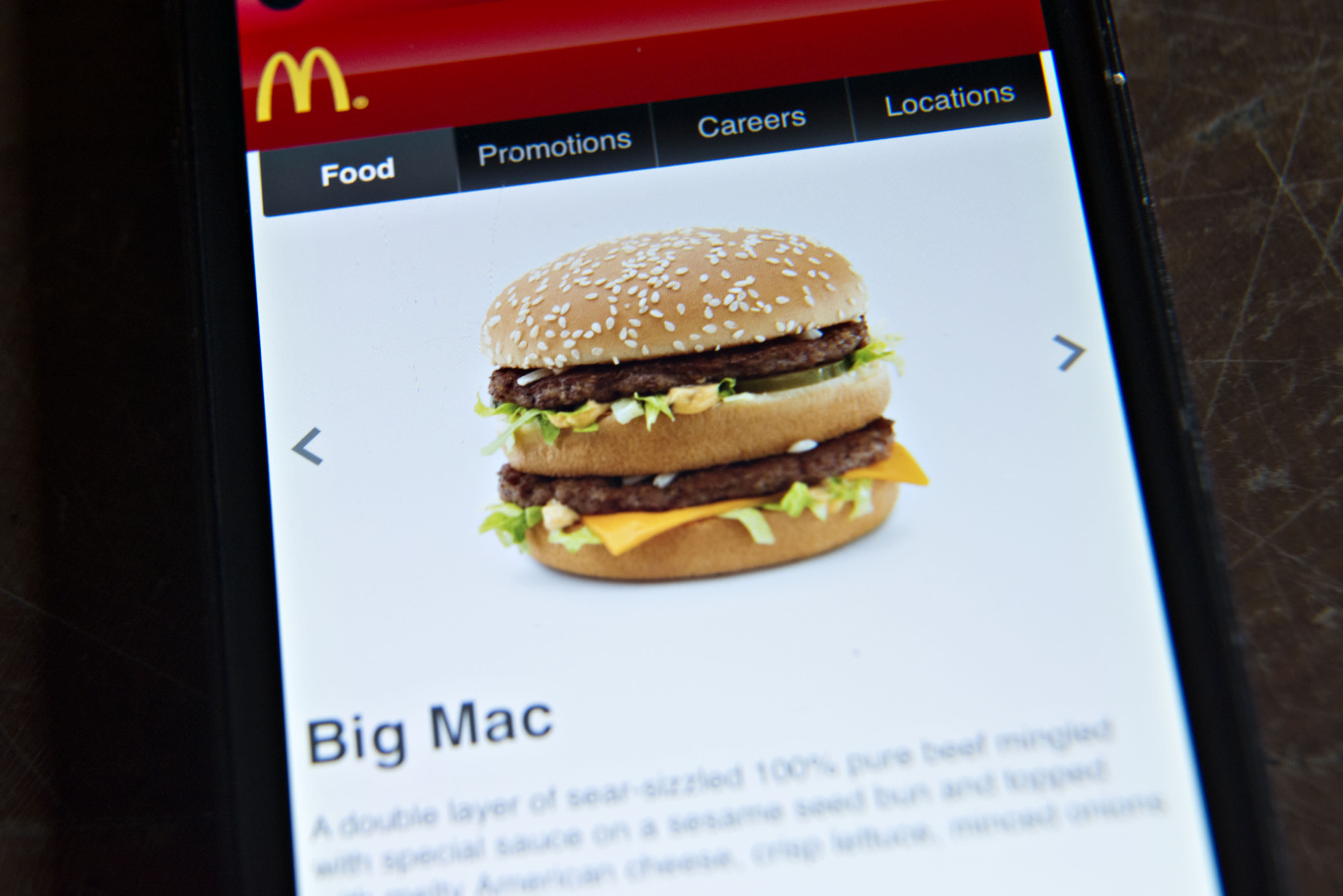 Buy Mcdonalds Shares Because Its Mobile Deal App Usage Is Surging