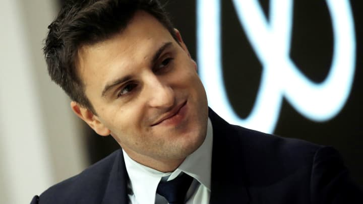 Brian Chesky, CEO and Co-founder of Airbnb