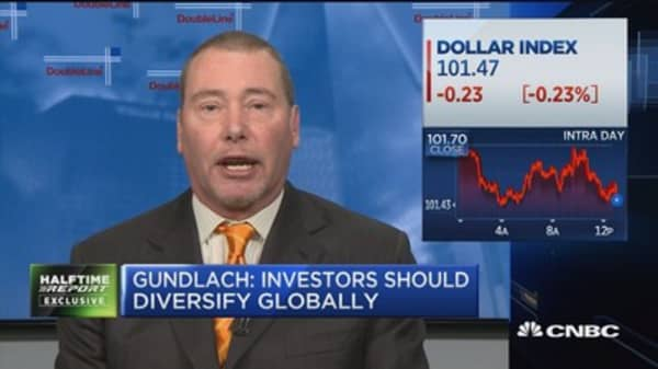Gundlach: The dollar is not going up