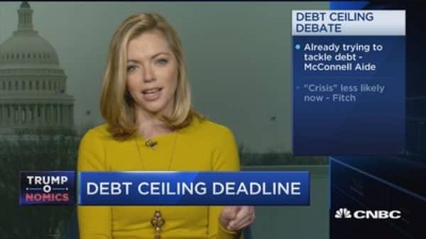 Debt ceiling drama?