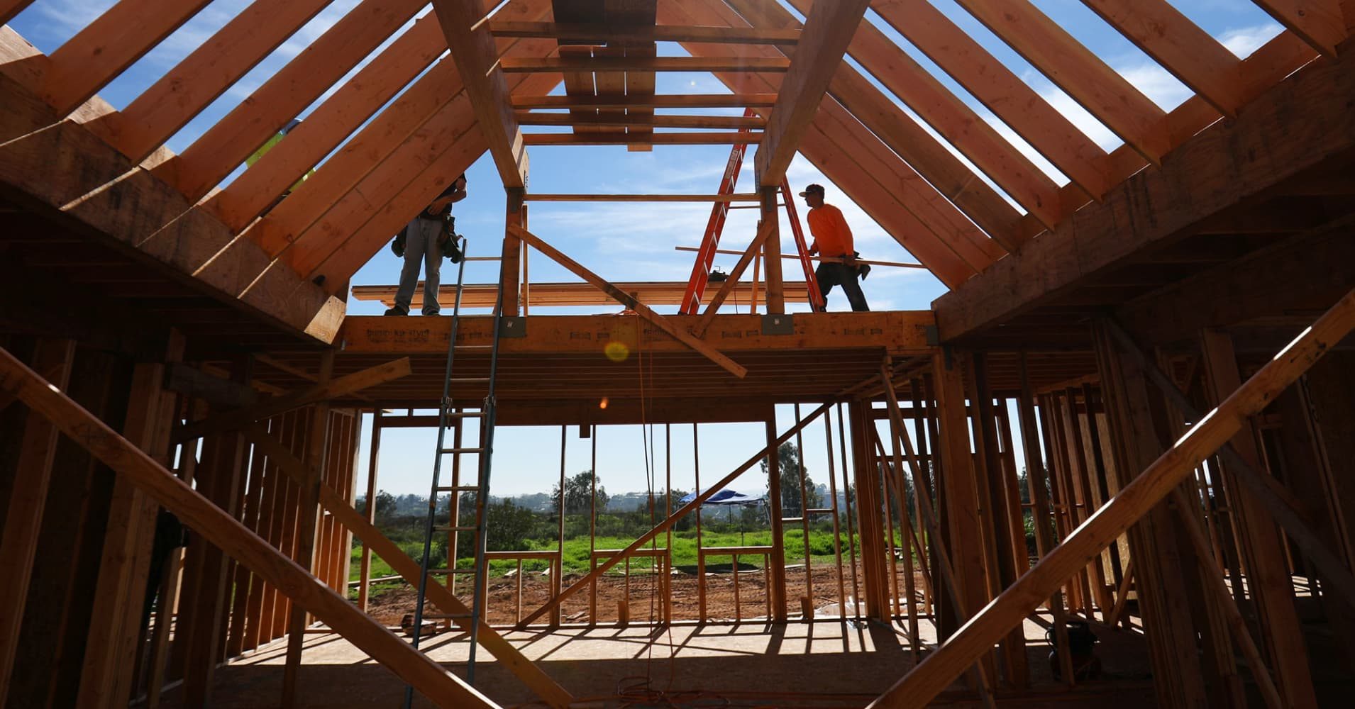 Homebuilder to help millennials pay student loans and get for How to get a construction loan to build a house