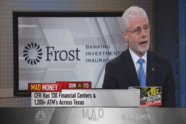 Cullen/Frost CEO: What market got wrong about Texas bank