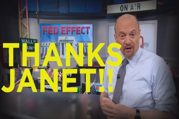Cramer Remix: Here's what Cramer has to tell you about the banks