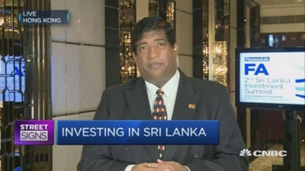 This is the century of Asia: Sri Lanka FinMin