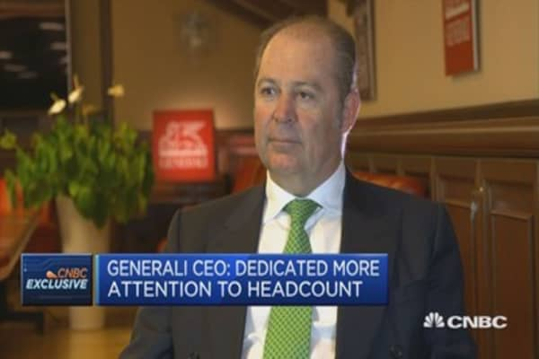 Generali CEO: See positive outcome from European elections