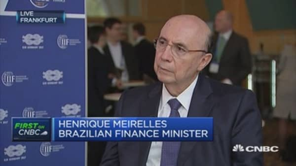 Expect Brazil's growth to accelerate this year: FinMin