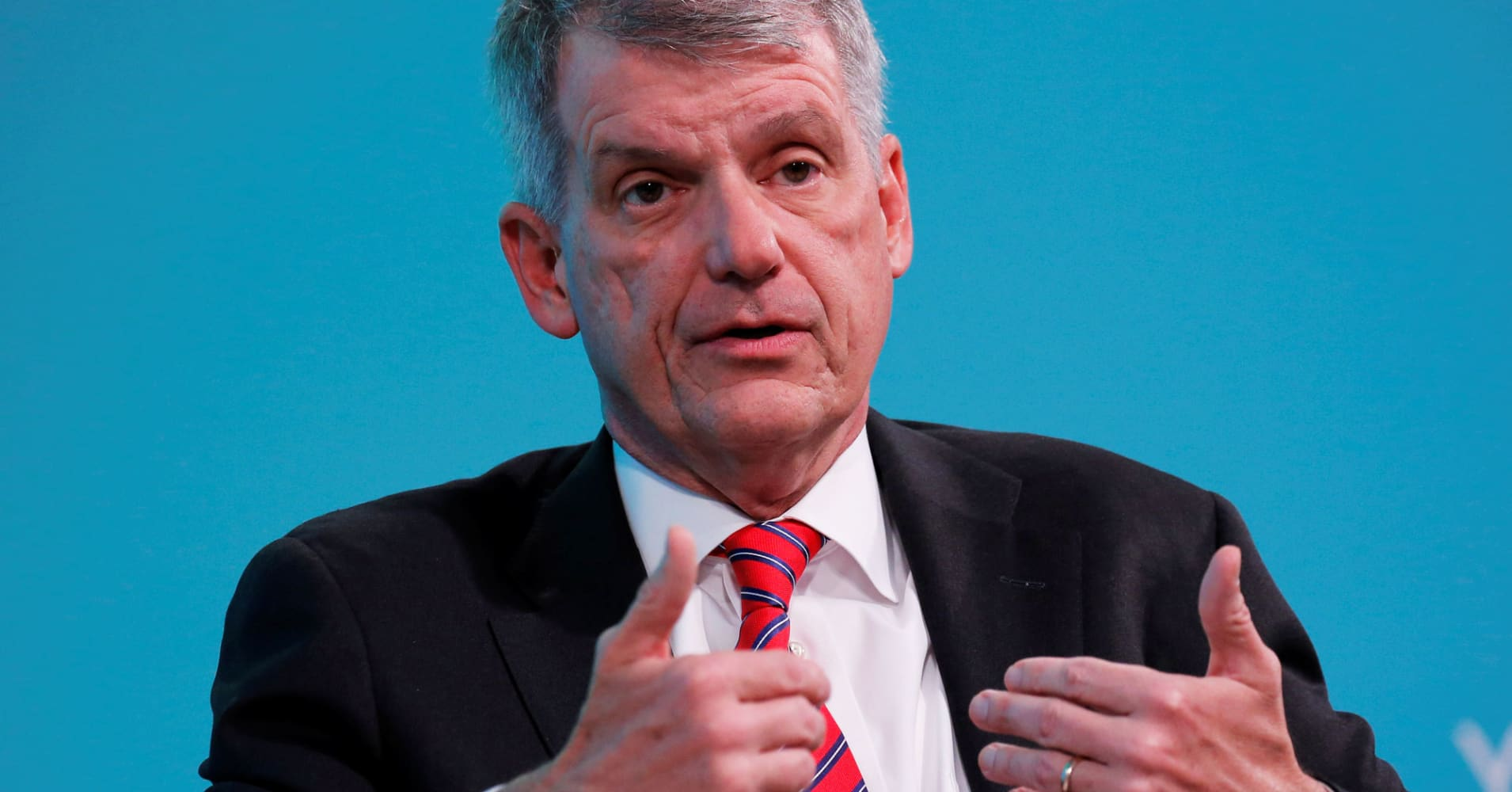 Wells Fargo CEO Tim Sloan is retiring, and shares jump