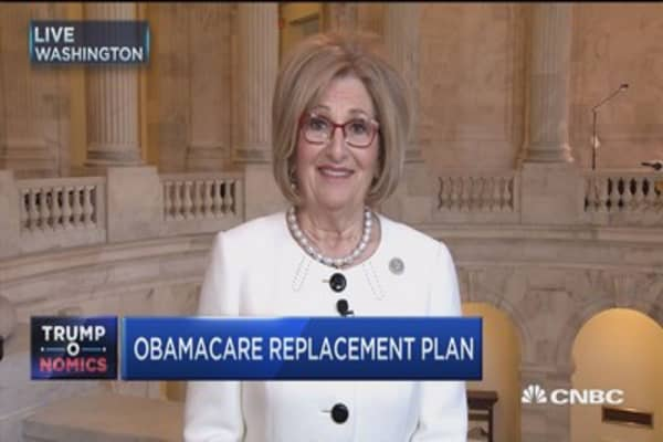 Rep. Black: At the end of the day health care plan will pass