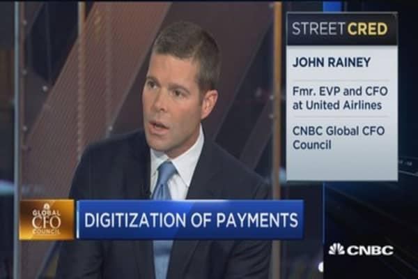 PayPal CFO: Focus on fintech