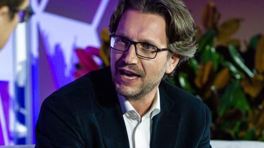 Erik Huggers, CEO, Vevo