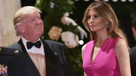 Trump to celebrate one-year inauguration anniversary at Mar-a-Lago gala
