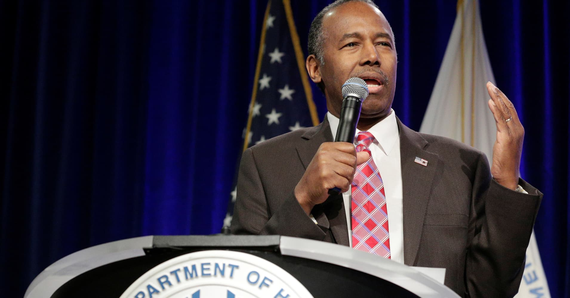 Trump HUD Secretary Ben Carson claims Kavanaugh allegations are part of a centuries old socialist plot