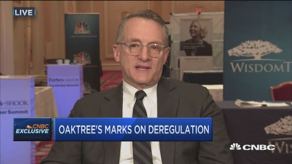 Oaktree's Marks: Invest when optimism is low, not high