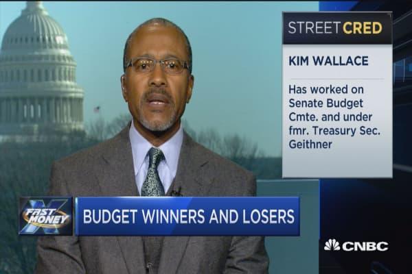 Trump budget winners & losers