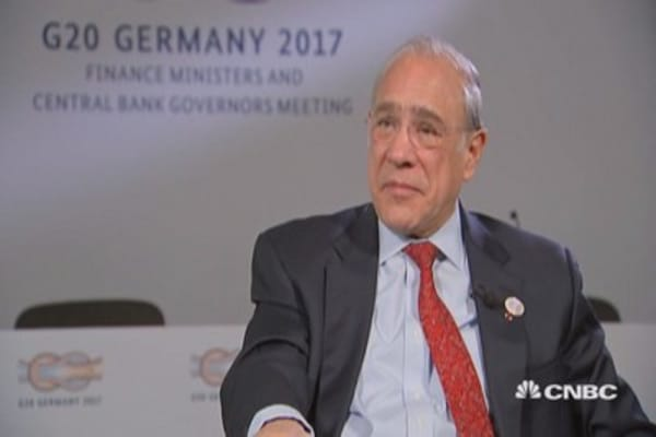 Brexit is taking up Europe's energy and focus: OECD SecGen