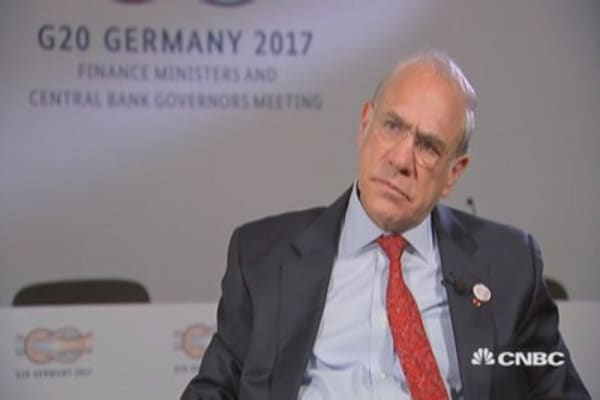 Productivity is crucial for US growth: OECD SecGen Gurria