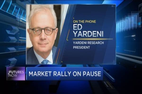 Ed Yardeni on what will drive the market