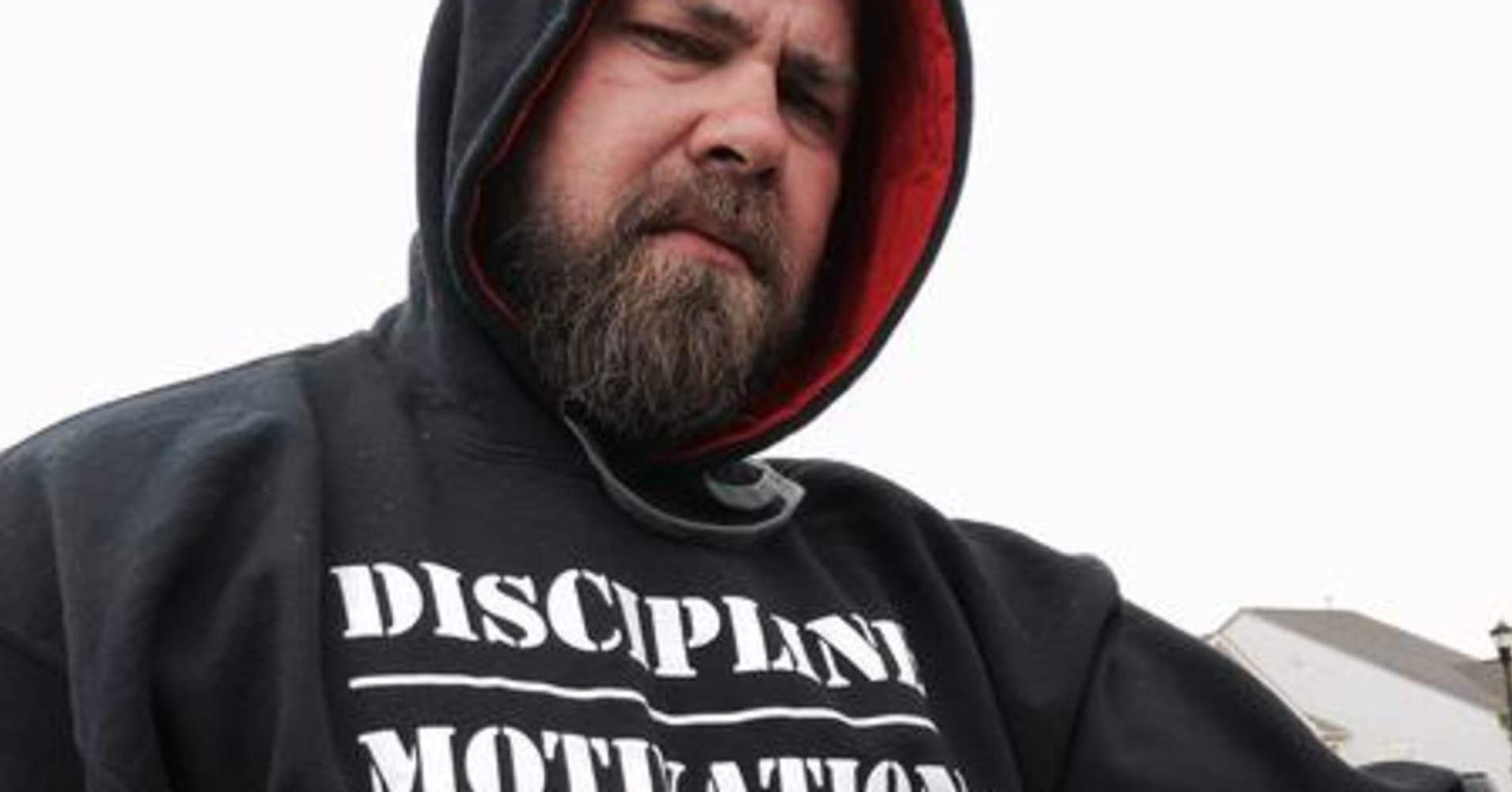 Champion power-lifter Jim Wendler