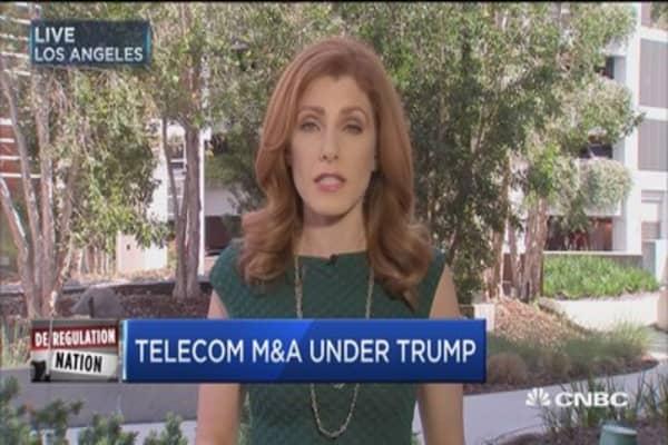 How to trade telecom mergers