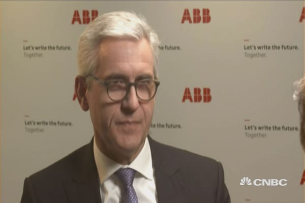 Taxing robots as intelligent as taxing software: ABB CEO