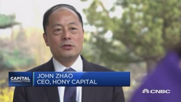 US-China relationship won't sour: Hony Capital CEO