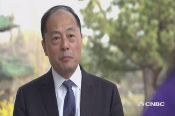 Hony Capital CEO on China capital controls