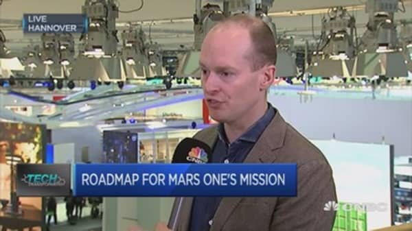 One way trip to Mars planned for 2032: Mars One CEO