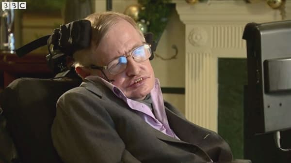 Hawking fears he's banned from America