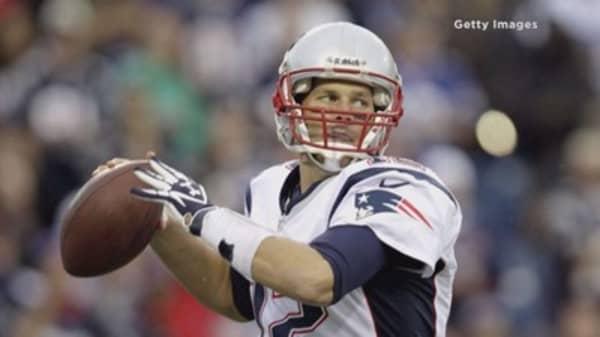 A Super Bowl caper has been solved