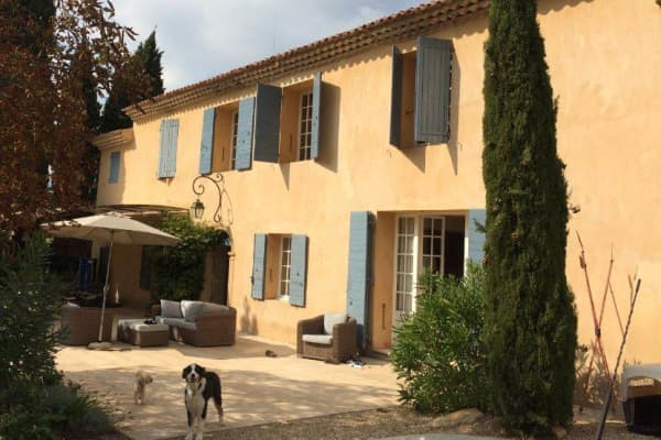 House-sit (and pet-sit) this French home in Aix to visit the Provence region.